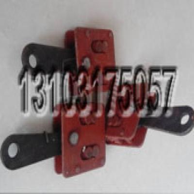 电动吊篮钢丝安全绳专用小铁锁厂家