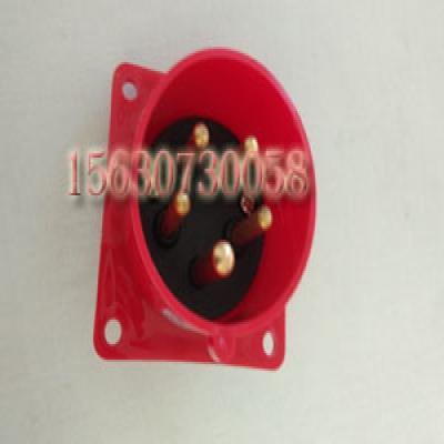 电动吊篮专用工业插座五芯座